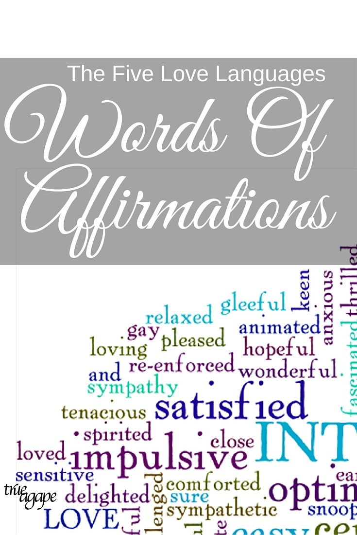 A Whole List Of Words Of Affirmation Ideas That Go Beyond Writing A Note