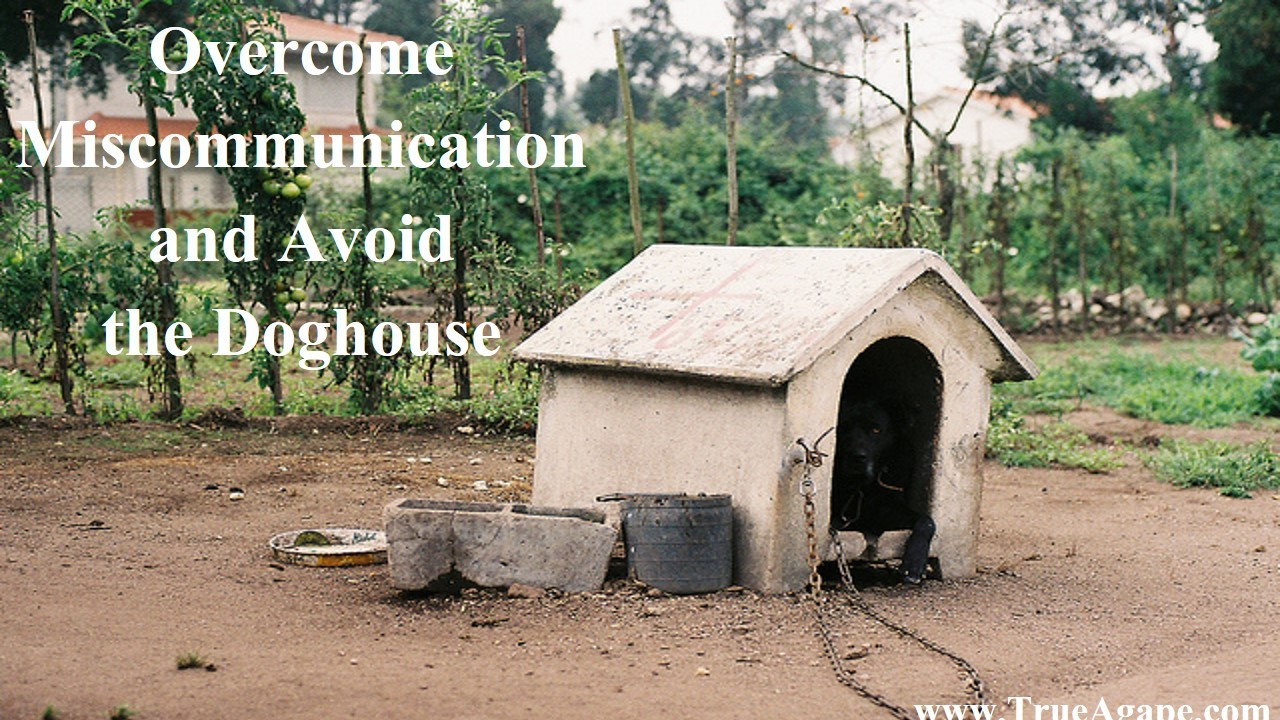 how miscommunication happens and how to avoid it