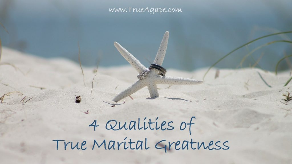Marital Greatness