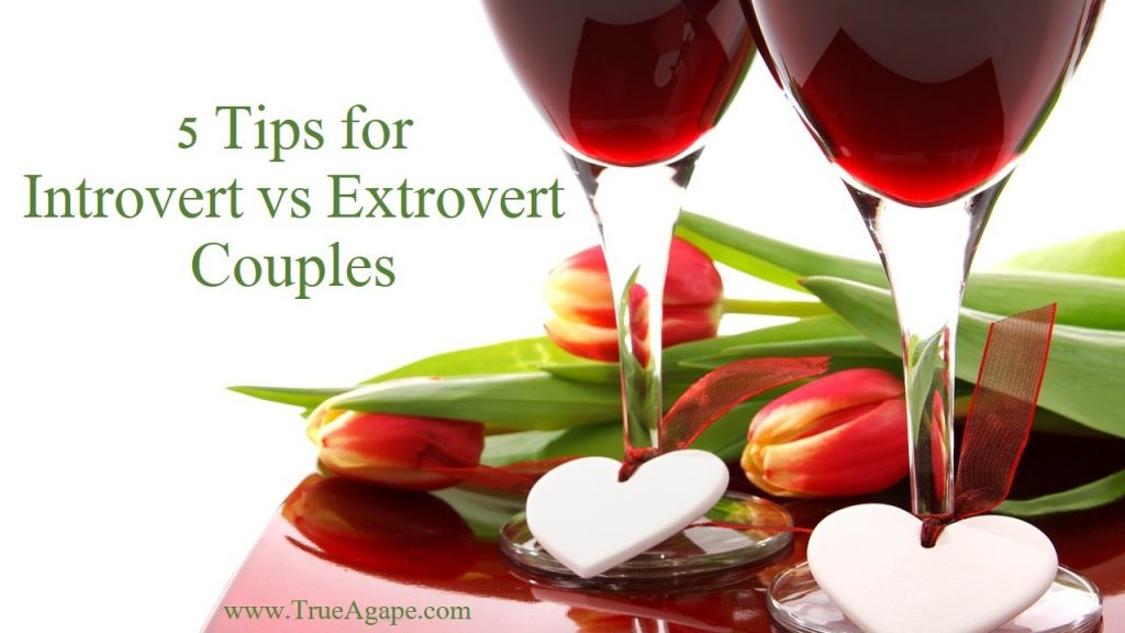 Introvert vs Extrovert Couples