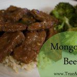 Mongolian Beef- Newlywed Recipe