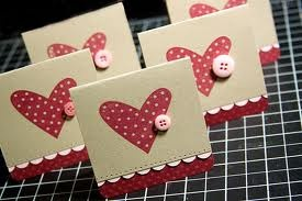 Homemade Valentines Cards