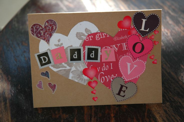 6 Homemade Valentine Card Ideas – Homemade Valentine Cards Ideas