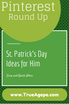 St Patrick's For Him