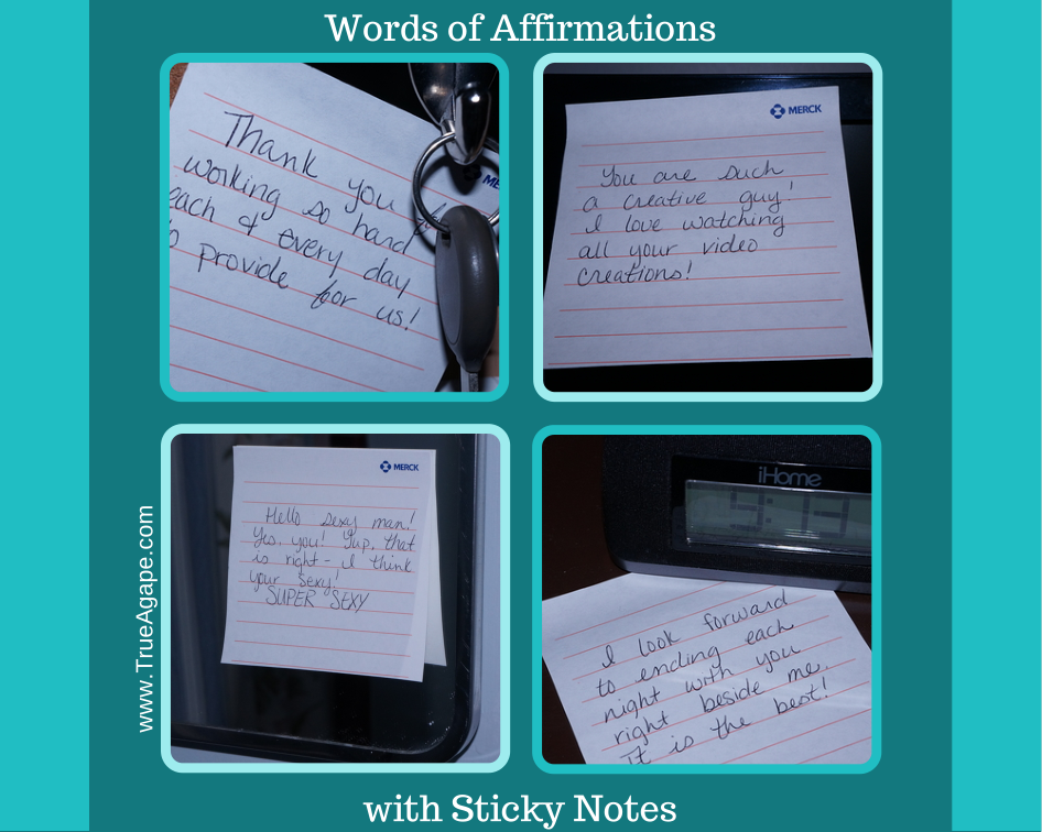 Words of Affirmations