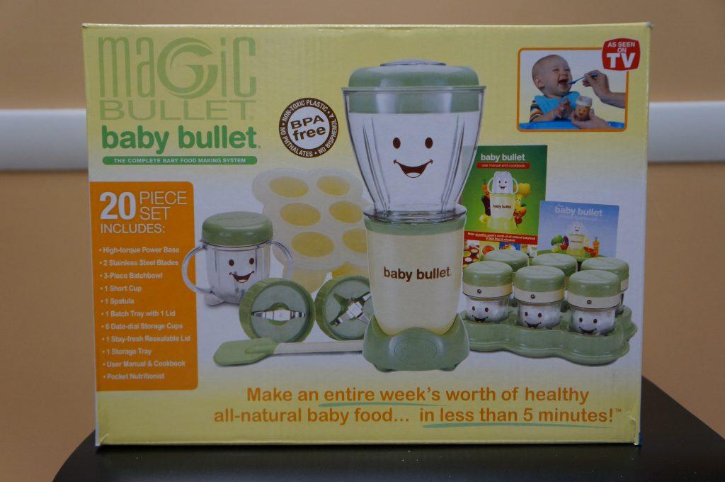 Baby Magic Bullet
