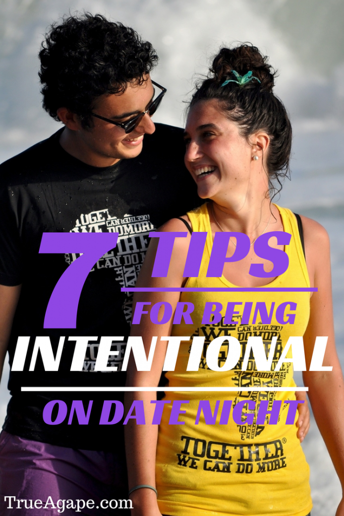 7 tips for being intentional on date night