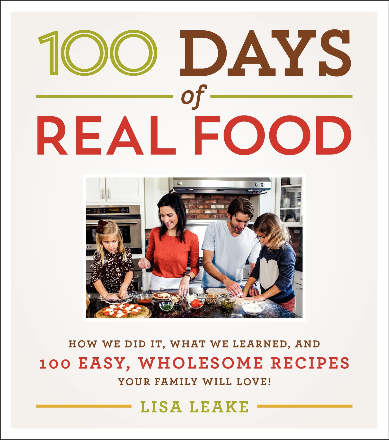 Days Of Real Food Cookbook Review