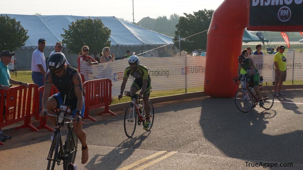 Ironman Triathlete