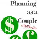 Financial Planning as a Couple + GIVEAWAY