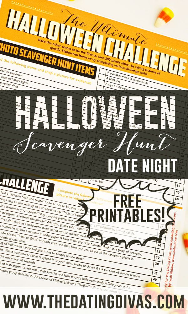 Halloween isn't just for kids! Have fun with your man with these easy and fun Halloween Gift Ideas For Him!