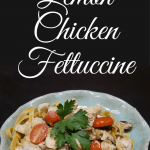 Lemon Chicken Fettuccine