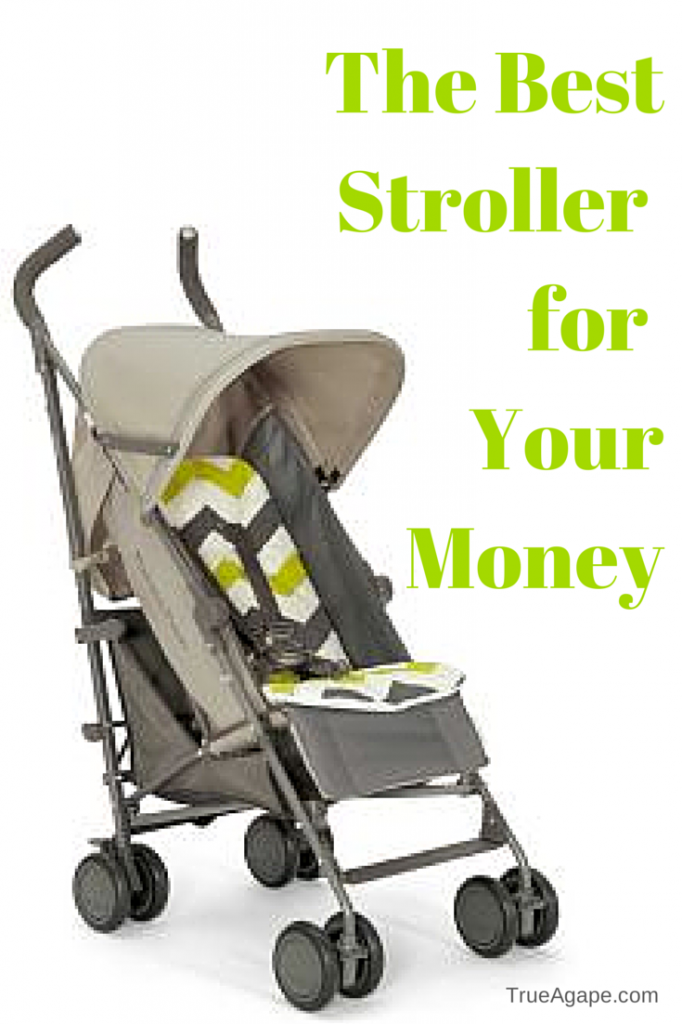 The Best Stroller for Your Money