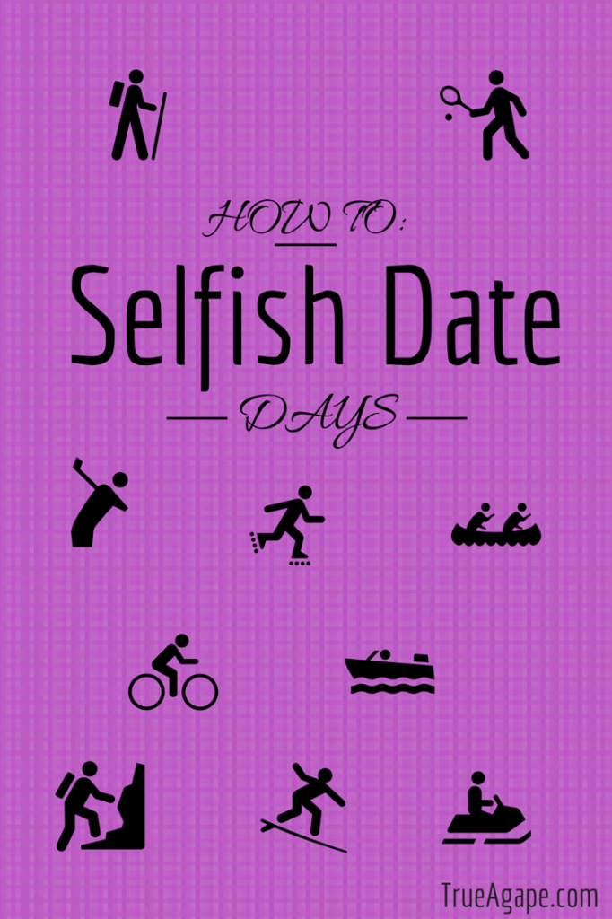 Selfish Date Days