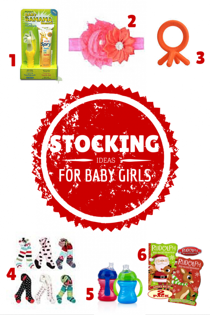 stocking ideas for baby girls
