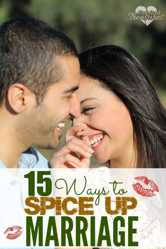 15 ways to spice up marriage