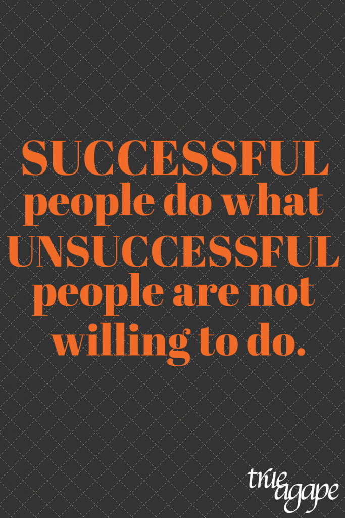 Successful people, unsuccessful people| Motivational life quote
