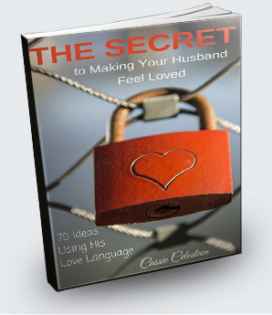 This one simple secret will ensure your husband is feeling loved by YOU. Free guide with 75 ideas.