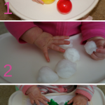 baby sensory activities don't have to be hard to do- ways to use items you already have around the house