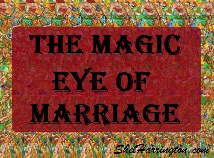 Neat post about how the Magic Eye posters from the 90's are like marriage