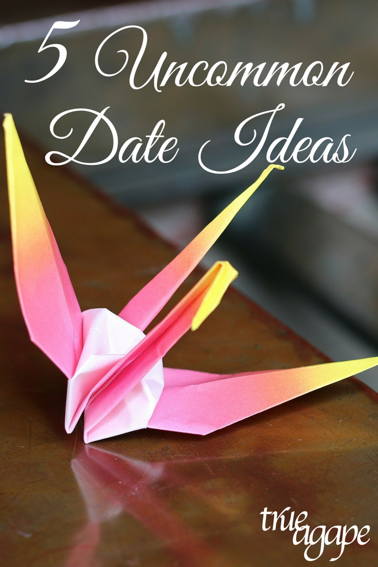 Sometimes dinner and a movie for date nights just get boring. These uncommon date ideas will bring variety to your life. Allowing you and your mate to connect in a way you have not before.