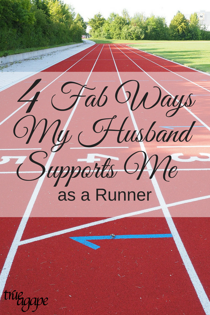 Does you hubby support you in any of these 4 ways?