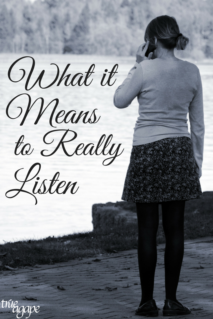 This little secret about what it means to really listen will change your relationships!
