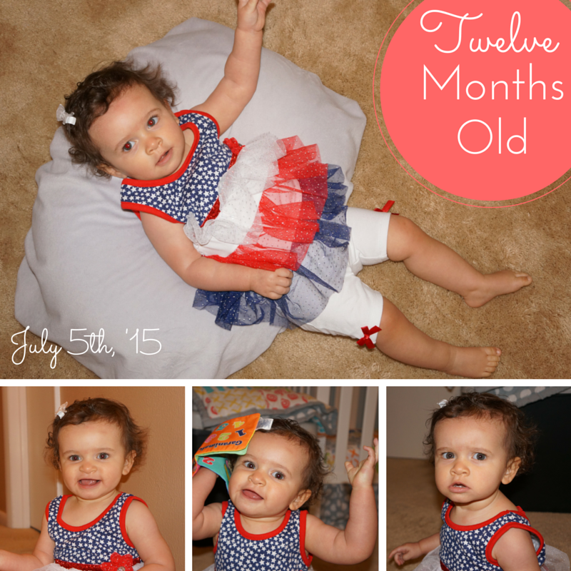 Month to month baby pictures is a great way to see how much they have changed!