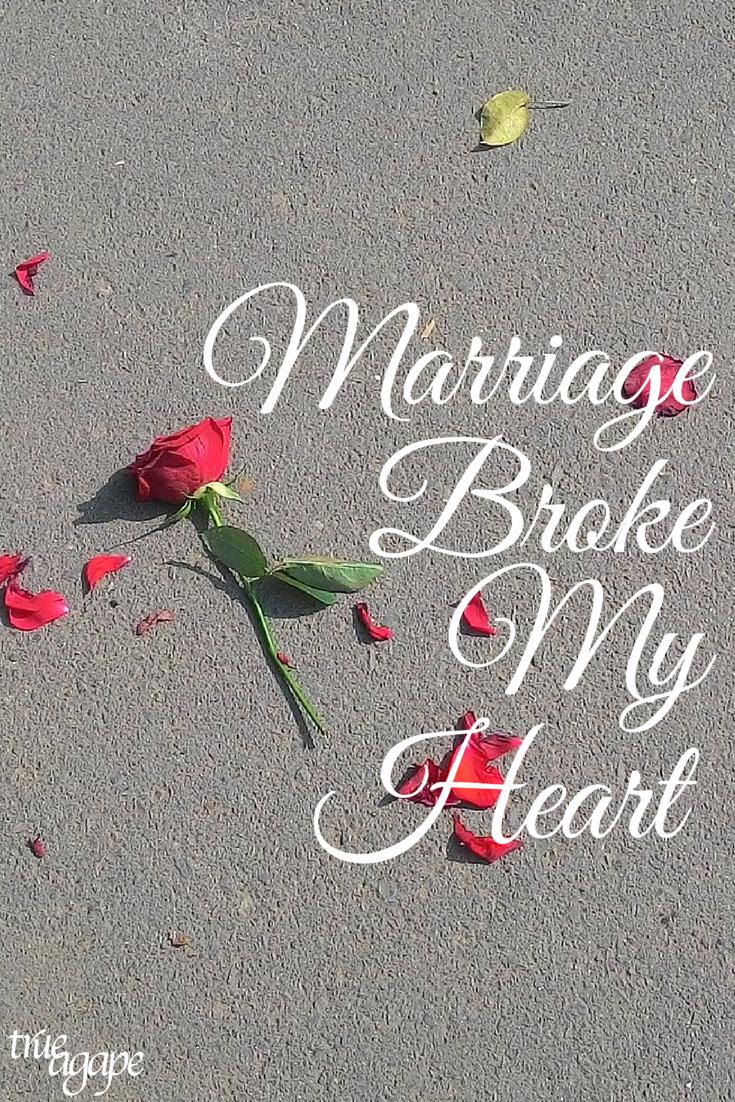 Broke my heart porn
