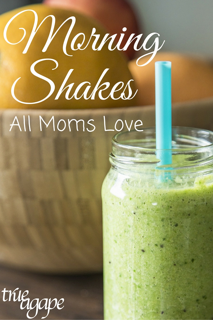Moms need to be able to make sure they are giving their kids healthy food and fast!
