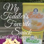 My Toddler's Favorite Snack (And Why I Approve)