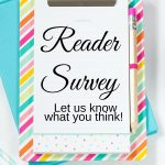 Second Annual Reader Survey