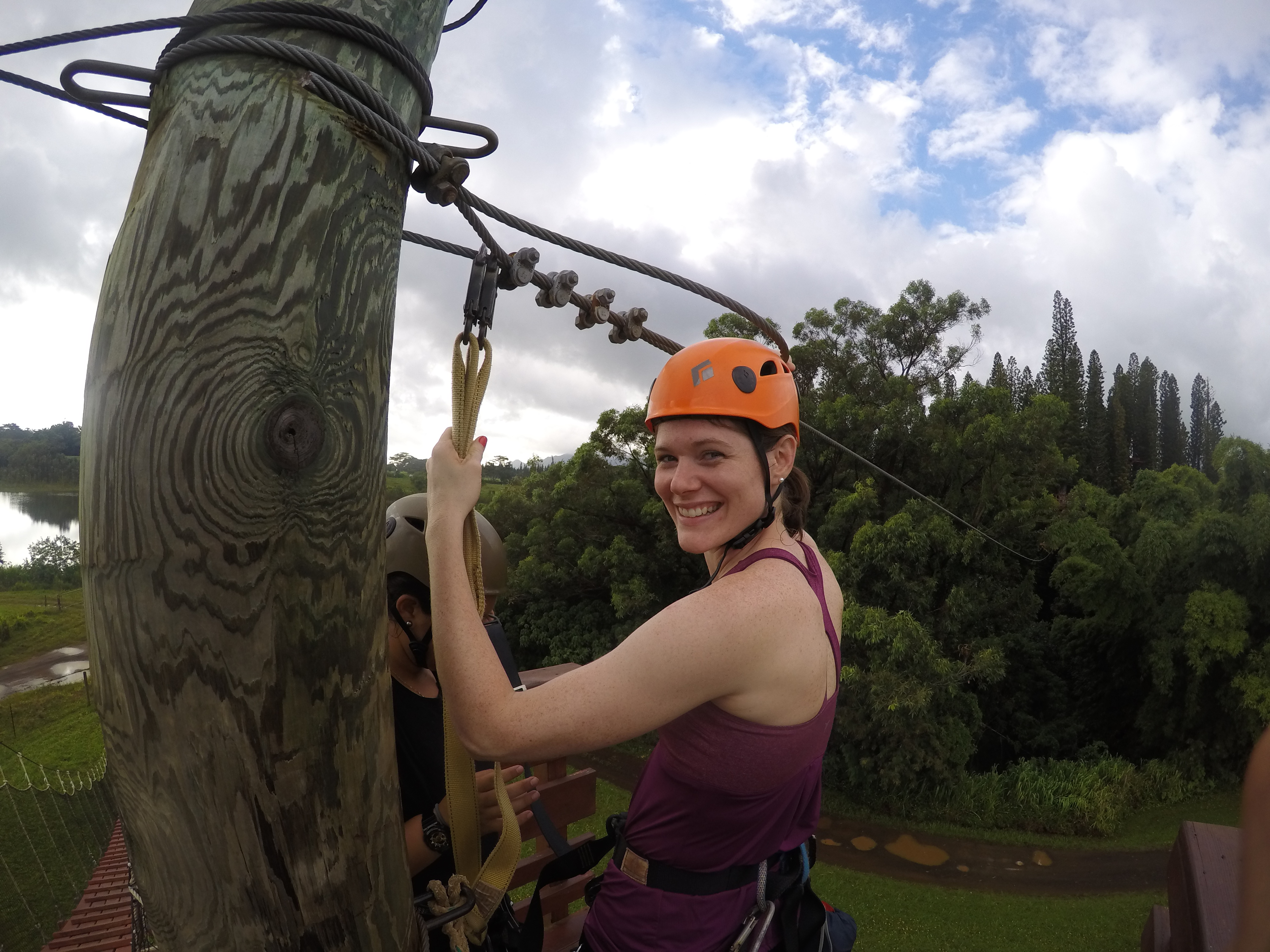 Just Live! Zipline Tour Kauai Hawaii