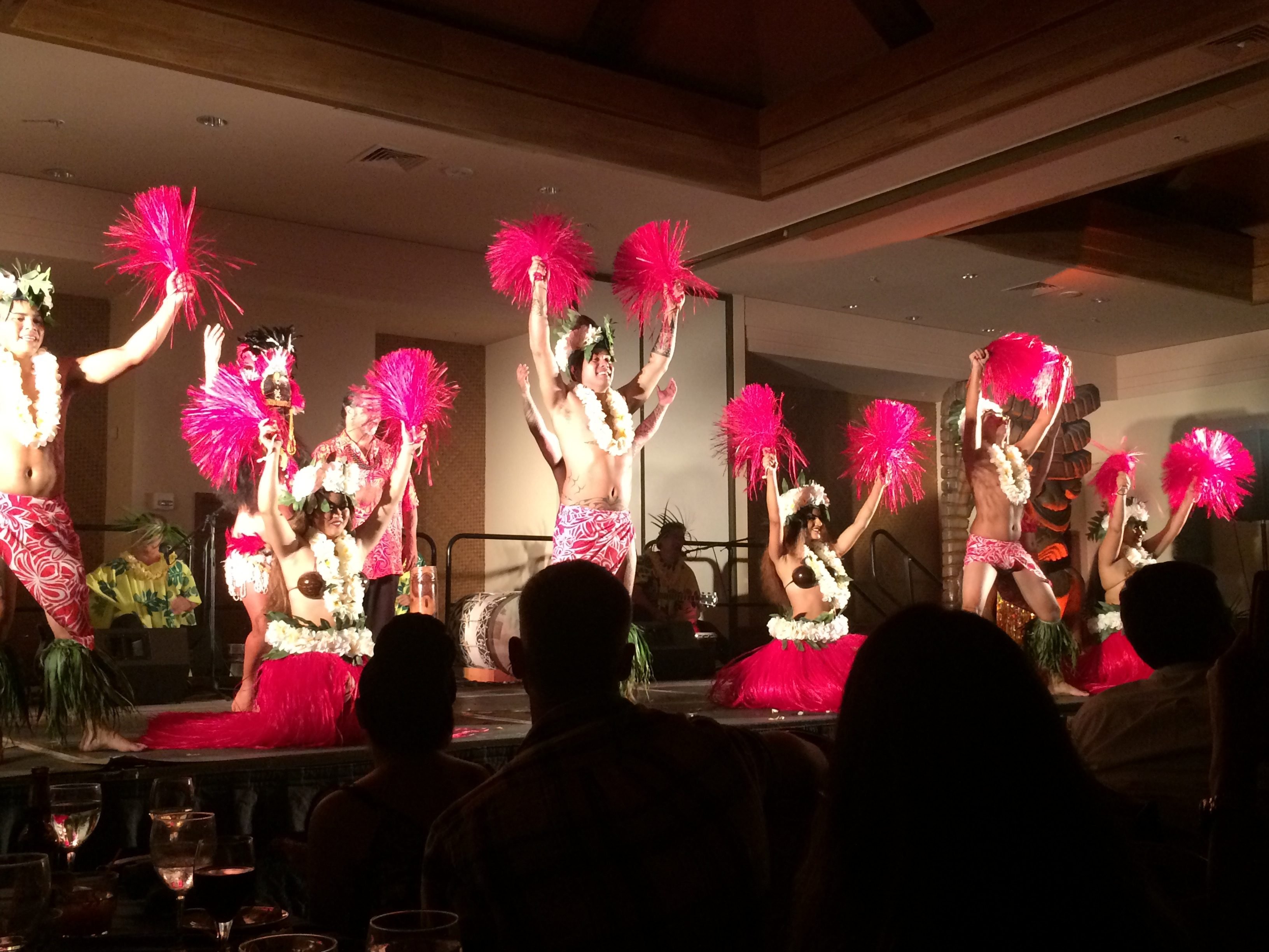 Grand Hyatt Kauai Hawaii Luau