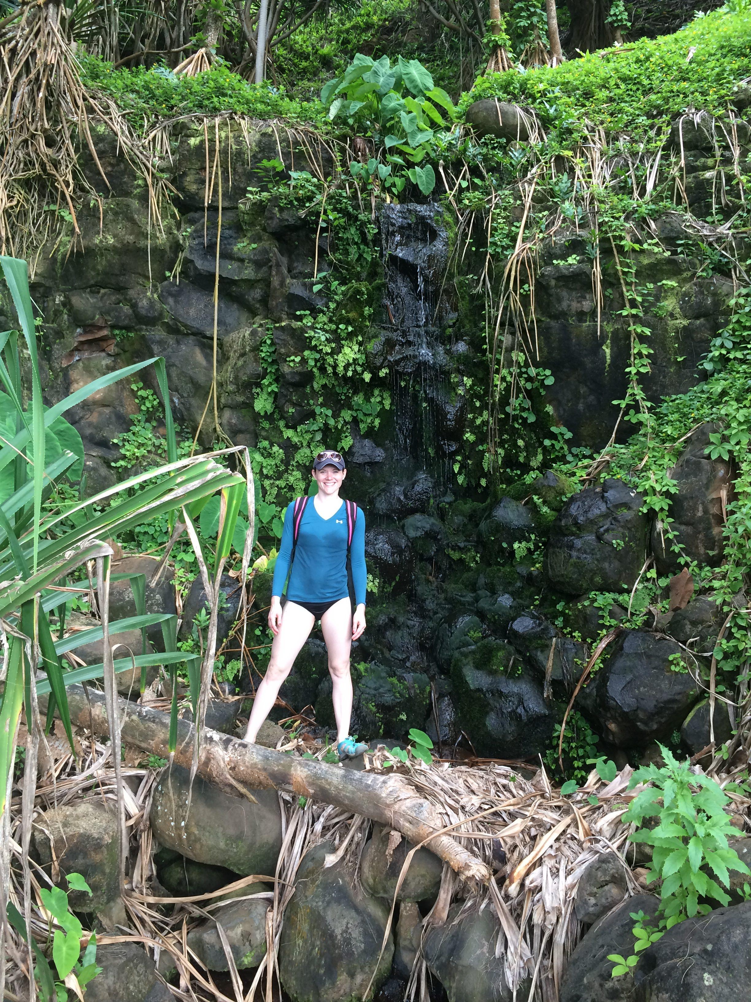 Kauai Hawaii Queens Bath