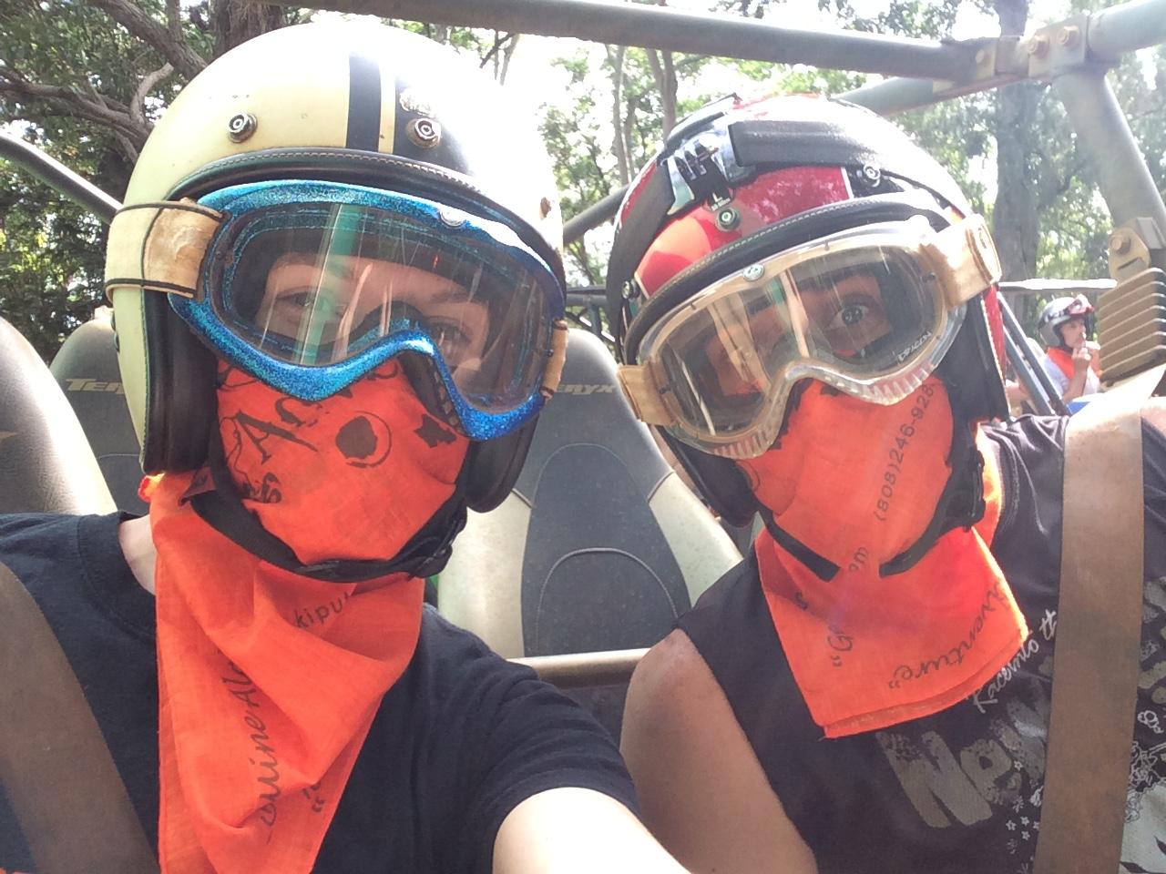 Kauai Hawaii Kipu Ranch ATV Tour