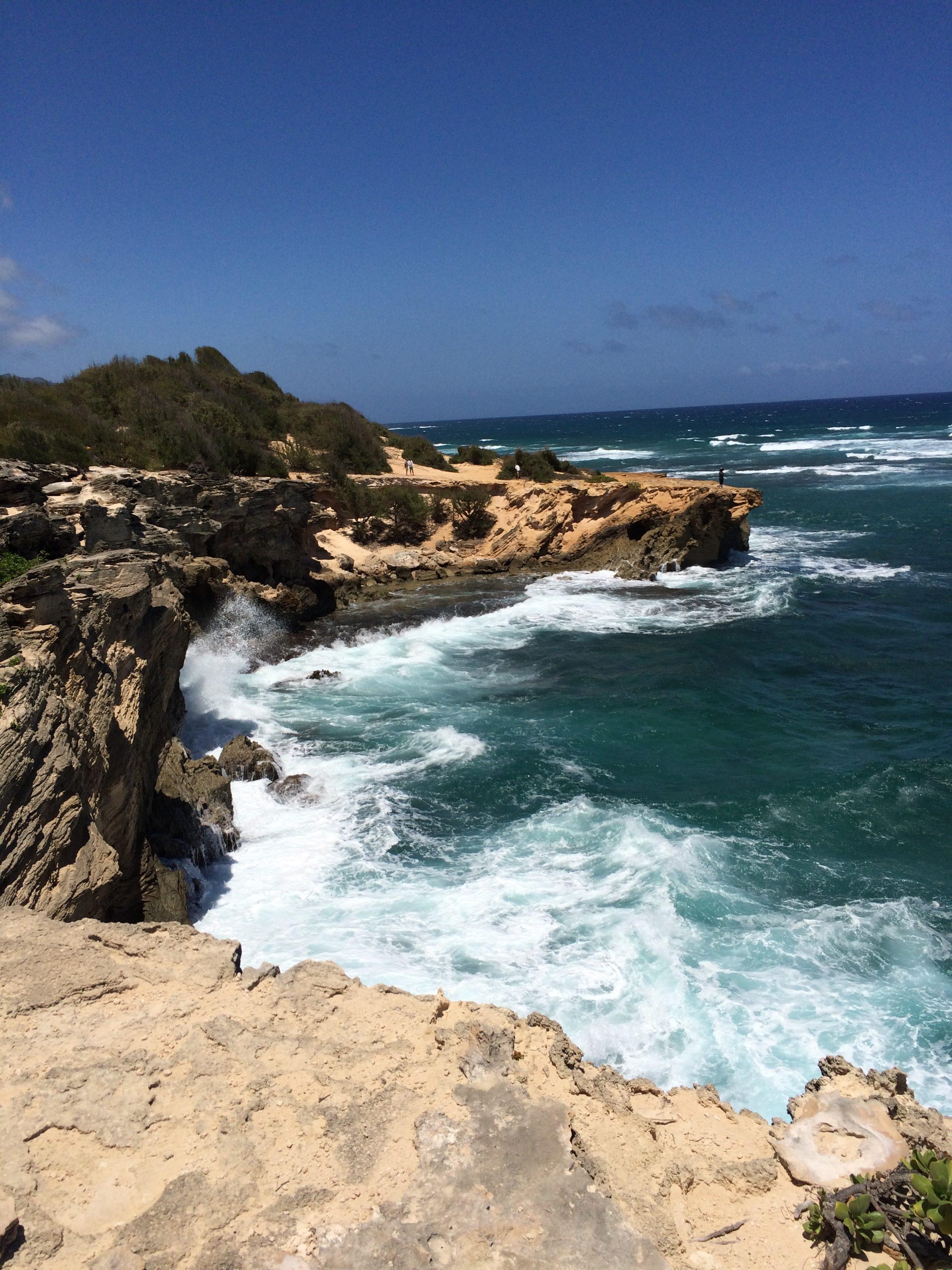 Kauai Hawaii Ship Wreck Beach