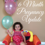 Pregnancy #2 Six Month Update