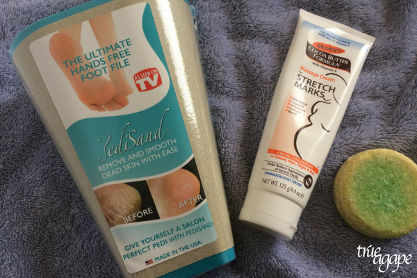 3 Must Haves For Dry, Itchy Pregnancy Skin   True Agape