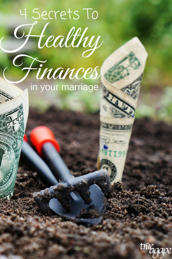 Having healthy finances in your marriage go beyond just setting a budget. Here are 4 other secrets to have a healthy budget you need to know about.