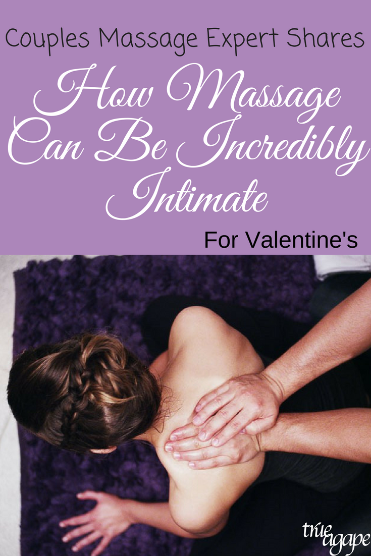 Massage can be incredibly intimate if you just know a few tricks! Read these pointers from a couples massage expert to make it happen.