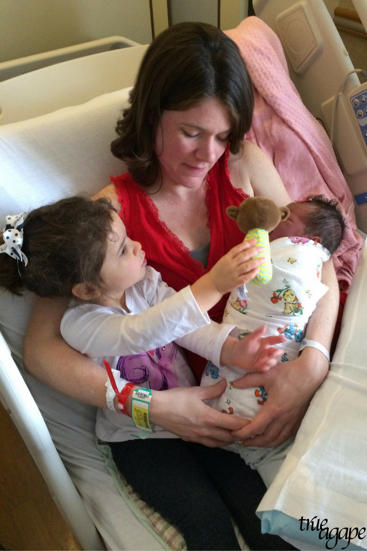 Our Natural Birth Story Part Three Post Delivery