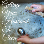 Getting your husband to clean is actually a lot easier than most think. It only takes this one thing to make it happen.