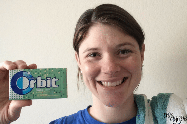 My secret strategy to get fit even after pregnancy is chewing orbit gum. #Chewtoabetteryou