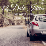 12 Date Nights That Don't Break Your Wallet