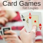 Date night card games can be a great alternative to tv watching for at home dates. For the cost of one movie ticket you can have hours of fun. Try out some of these card games the next time you have an at home date.