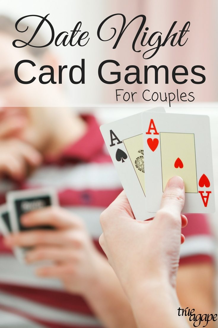 Date Night Card Games For Couples True Agape