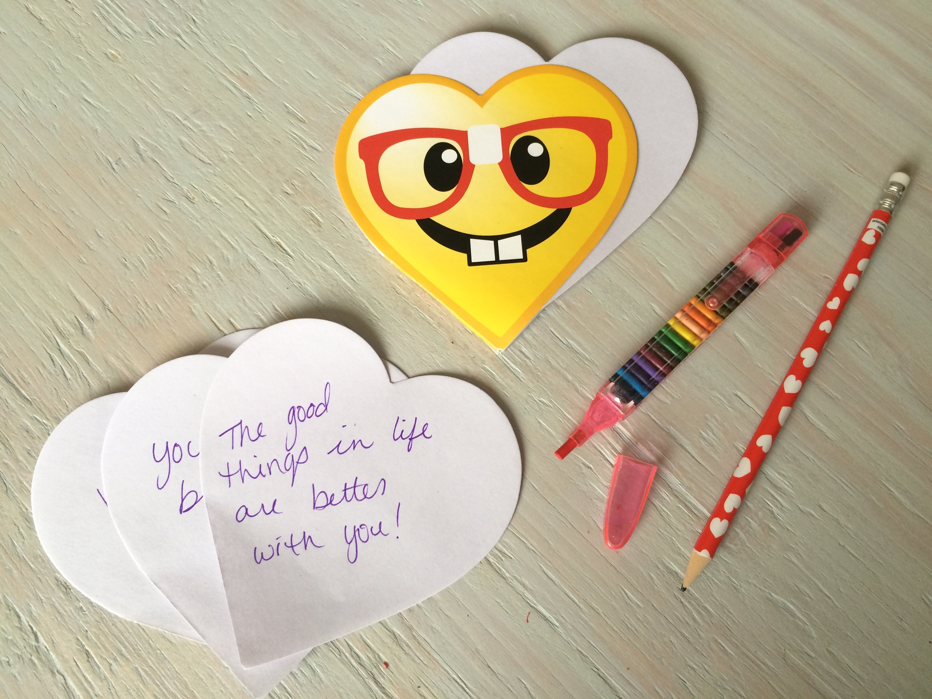 Words of Affirmation Valentine's Day Ideas are a great way to switch things up for your words of affirmation guy. He will love this note scavenger hunt!