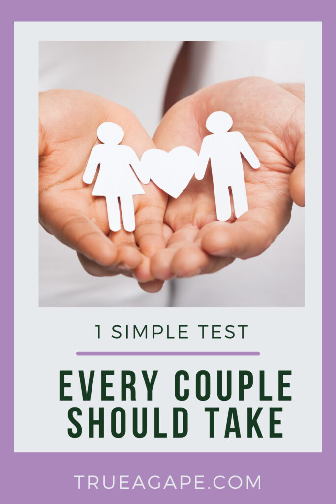 If you are looking for a test for your relationship this is a simple relationship test every couple should take. Plan a few minutes to take this relationship compatibility test soon.