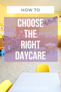 See how to choose the right daycare with this simple guide. We break down everything from mothers day out, pay by the hour, to daycares and show you how to make sure you choose the one that fits your families goals and lifestyle. Find out today and be on your way to a simpler childcare solution.